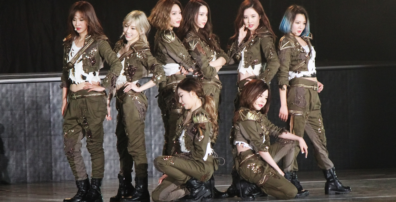 Girls' Generation's 4th Tour 'Phantasia' in Japan